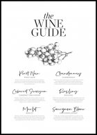 Wine Guide Póster