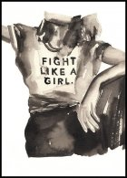 Fight like a Girl Póster