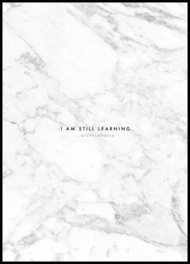 I am still Learning Póster