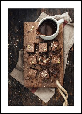 Brownies Póster